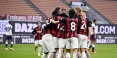 AC Milan boekt ook zonder Ibrahimovic eenvoudige zege