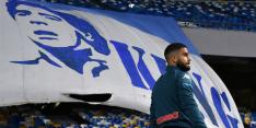 Napoli eert Maradona met klinkende zege tegen AS Roma