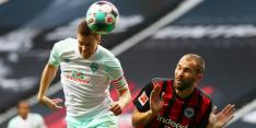 'Routinier Moisander op weg naar de uitgang bij Werder Bremen'