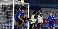 Leicester verliest van Fulham en laat kans op koppositie liggen