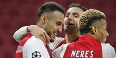 Vermoedelijke opstelling Ajax: Tadic in punt van de aanval