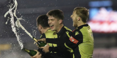 """Engelse amateurs loten Spurs: """"Het was een gekkenhuis"""""""