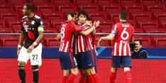 Atlético en BMG laten na knock-outfase al halen