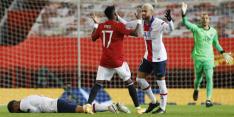 Fred schlemiel bij nederlaag Manchester United tegen PSG (1-3)