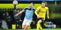 BVB zeker van overwintering na gelijkspel, Lazio nog niet