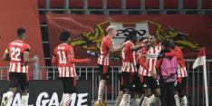 Spoorboekje: PSV, Feyenoord en AZ in actie in Europa League