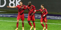 Final Four Nations League: Italië - Spanje, België - Frankrijk