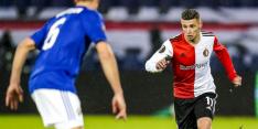 Linssen valt met hamstringblessure uit bij Feyenoord