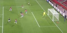 Video: Malen schiet PSV op voorsprong tegen Granada