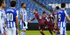 Puntverlies Sociedad, PAOK in slotfase onderuit