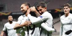 Bosz' Leverkusen, Arsenal en AS Roma grijpen groepswinst