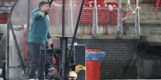 """Gattuso realistisch: """"We hebben geluk met dit punt"""""""