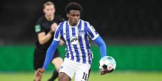 Dilrosun belangrijk bij zege Hertha op rivaal Union Berlin
