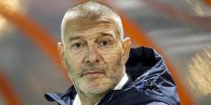 Dordrecht vindt met Zoutman (51) nieuwe hoofdtrainer