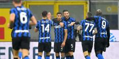 Hakimi bezorgt sterk Inter zege op Bologna