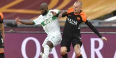 Puntverlies Karsdorp en Roma, Vardy redt Leicester City