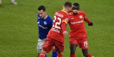 Bosz en Leverkusen naar plek twee na zege op Schalke