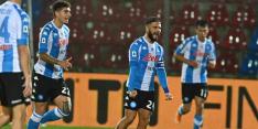 Napoli kent probleemloze voorbereiding op cruciaal EL-duel