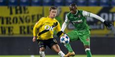 FC Dordrecht stunt opnieuw en wint bij NAC Breda