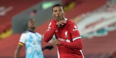 Liverpool langs Wolves na pareltje Wijnaldum