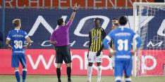 Touré en El Hankouri moeten twee duels brommen na rode kaart