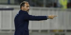"""Van 't Schip met Grieken tegen Spanje: """"Richt op plek 2"""""""