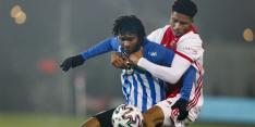 Jong Ajax verspeelt in extremis opnieuw punten