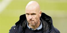 'Ajax-trainer Erik ten Hag voert verkennend gesprek met BMG'