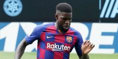 'Zenit wil door Koeman afgeschreven Umtiti bij Barça oppikken'