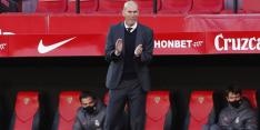 """Zidane reageert op uitspraken boze Koeman: """"Dat stoort me"""""""