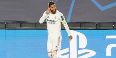 'Ramos gaat contract bij Real Madrid verlengen'