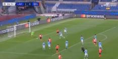 Video: Vormer heeft snel antwoord op openingstreffer Lazio