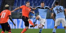 Lazio overwintert ten koste van Club Brugge na domme rode kaart