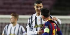 """Cristiano Ronaldo looft Messi: """"Altijd een goede relatie gehad"""""""