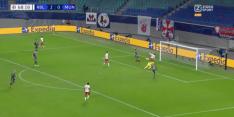 Video: Kluivert beslist duel voor RB Leipzig
