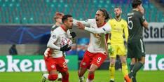 RB Leipzig dankzij scorende Kluivert door in CL
