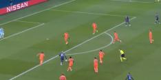 Video: fraaie goal Neymar na heerlijke panna