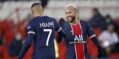 PSG schittert in restant van veelbesproken wedstrijd (5-1)