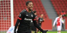 Ajax ontloopt winnend Bayer, Benfica eindigt tweede