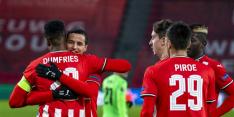 PSV als groepswinnaar naar knock-outfase na zege