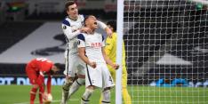 Tottenham en AC Milan spelen zich naar geplaatste status