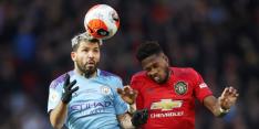Weer corona-ellende voor Man City: Agüero test positief