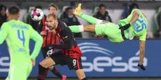 Weghorst verslaat scorende Dost met dubbelslag