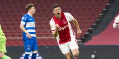 """Huntelaar laat Ajax officieel achter zich: """"Slecht van geslapen"""""""