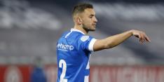PEC-captain Van Polen wees Stegeman op rol Ghoochannejhad