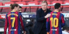 Koeman wil met sterkste elf aantreden in Copa del Rey