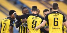 Vitesse verspeelt punten tegen Heerenveen