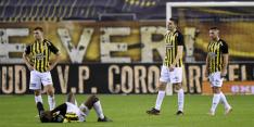"""Vitesse baalt van gelijkspel: """"Dit is doodzonde"""""""