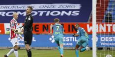 Probleemloze middag voor Sparta tegen Willem II