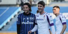 Atalanta wint van Fiorentina, Roma boekt grote zege